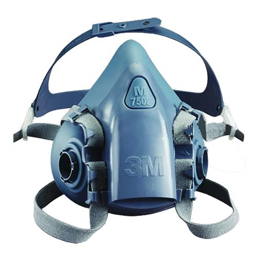 3M7502防毒半面具