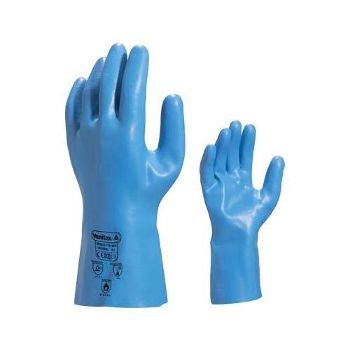代尔塔201920 天然乳胶防化手套