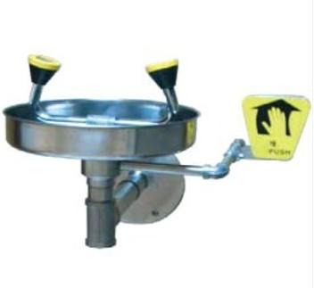 MSA壁挂式应急洗眼装置
