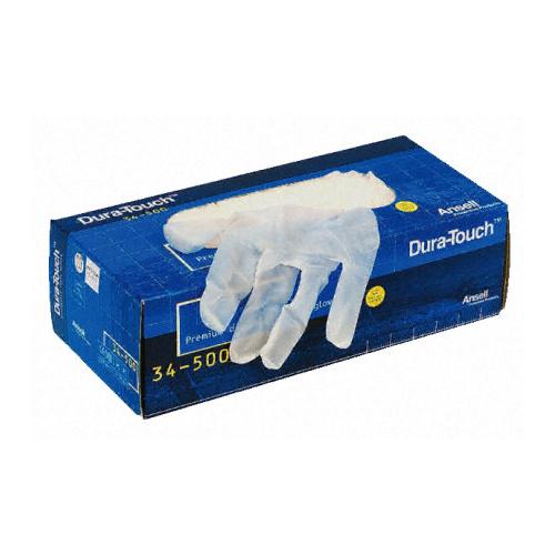 Ansell安思尔34-500Dura-Touch一次性PVC手套