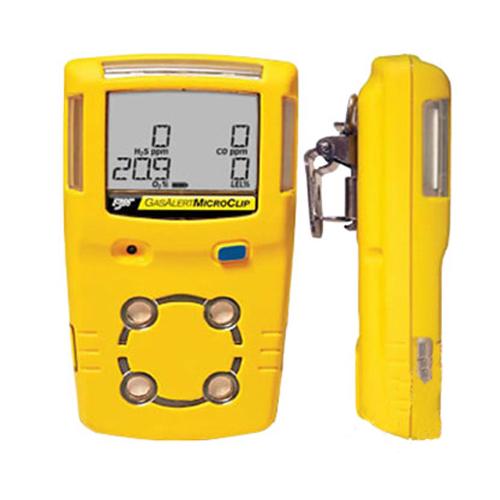 BW GasAlert MicroClip复合气体检测仪