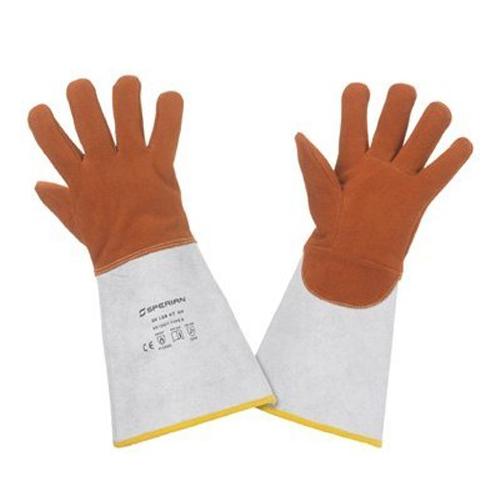 巴固 2012847 进口皮革焊接隔热手套