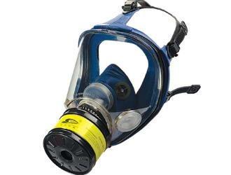 思创ST-M80-2硅胶大视野防毒面具