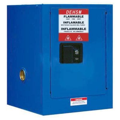 12加仑弱腐蚀性液体防火安全柜