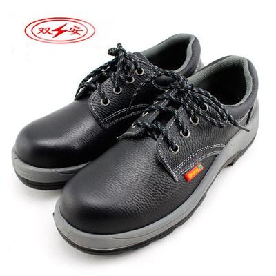 双安10KV低帮电工绝缘鞋