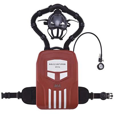 HYZ4正压式氧气呼吸器(囊式)