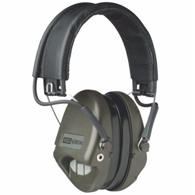 MSA梅思安SOR75301电子防噪音耳罩