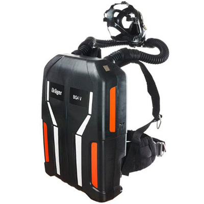 德尔格BG4 V氧气呼吸器