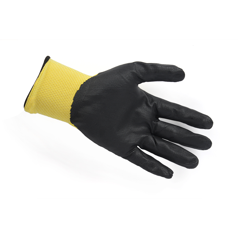 代尔塔201810 PU涂层手套