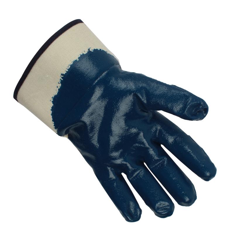 代尔塔201170重型丁腈涂层手套