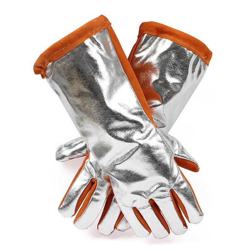 代尔塔205401隔热焊接手套