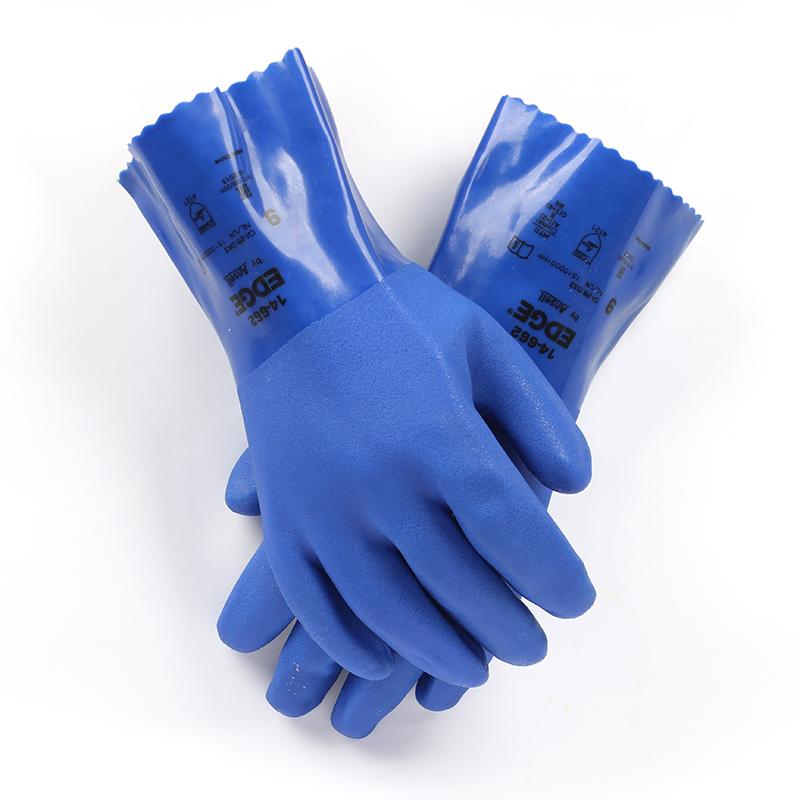 安思尔14-662PVC手套