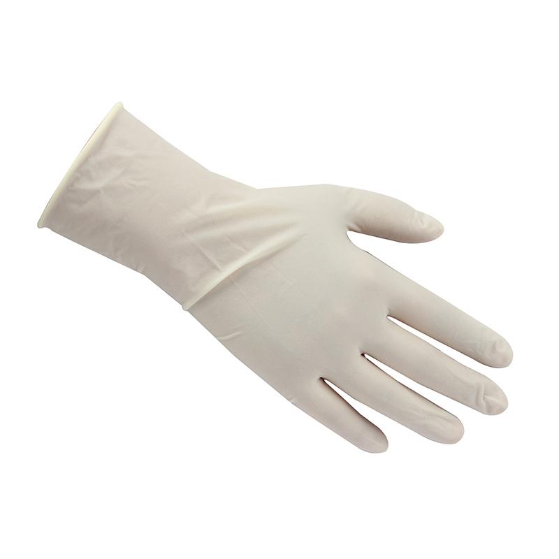 安思尔8443一次性天然乳胶手套