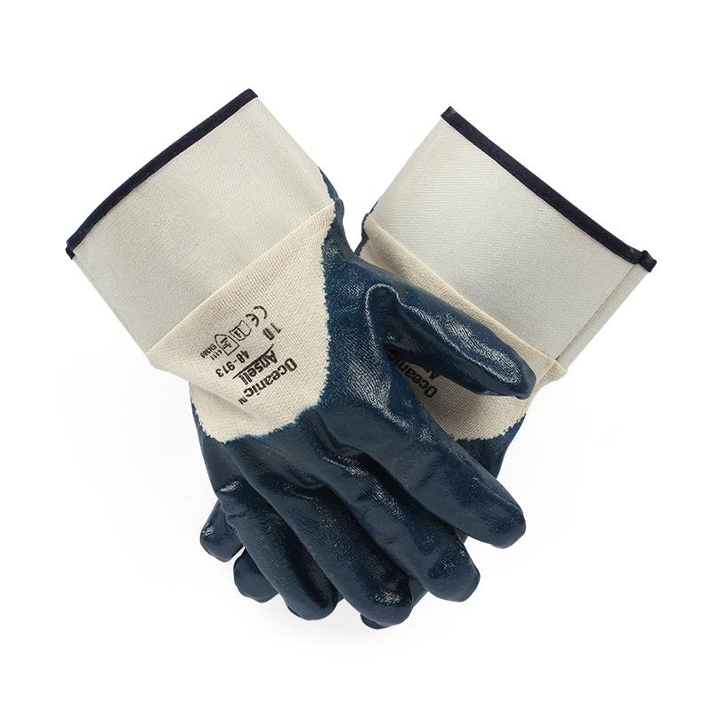 安思尔48-913丁腈手套