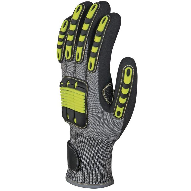 代尔塔209913丁腈涂层手套