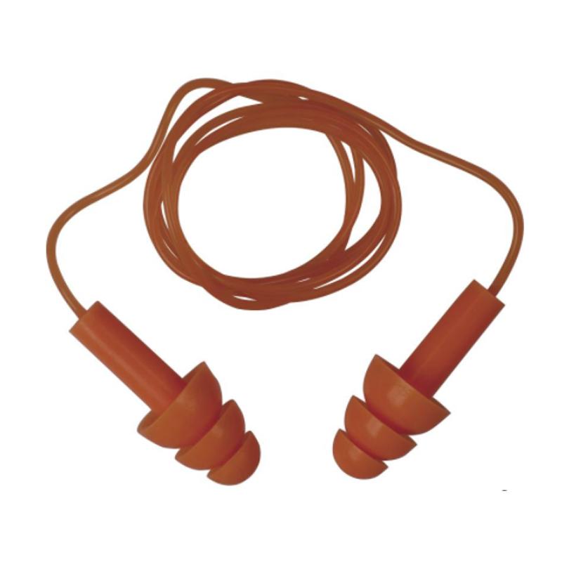 代尔塔103113带线防噪音耳塞