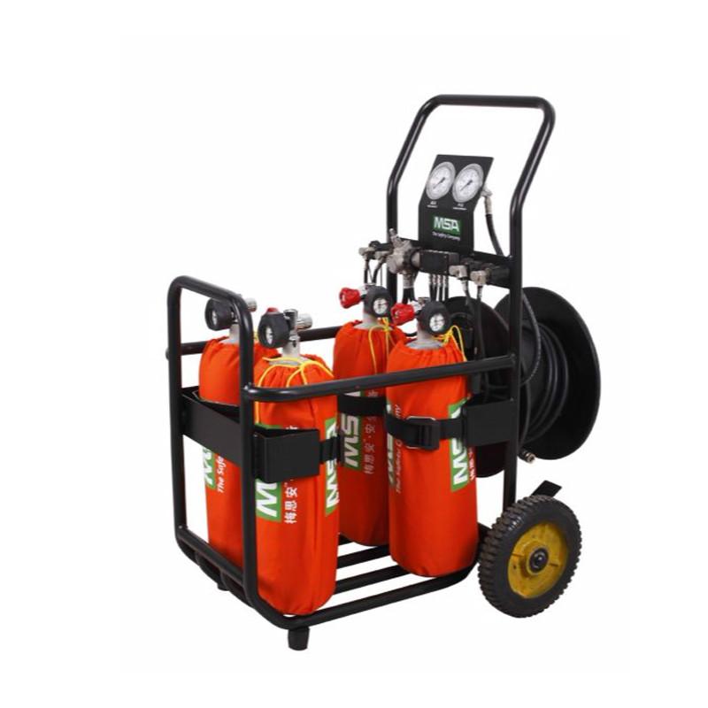 梅思安10126611车载式移动供气源