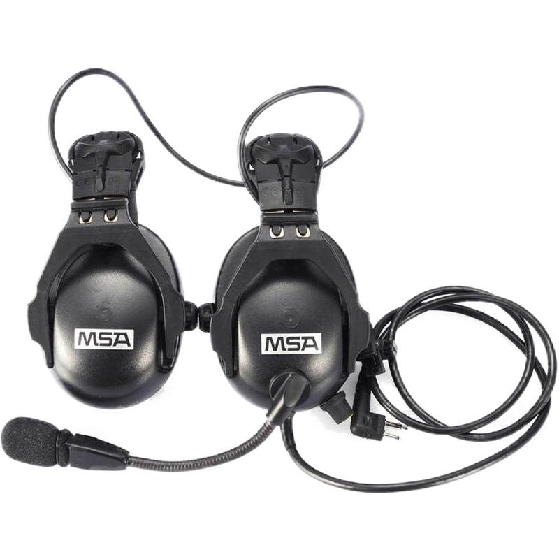 梅思安SOR45522有线型电子防噪音耳罩