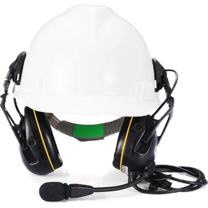 梅思安SOR41030有线型电子防噪音耳罩