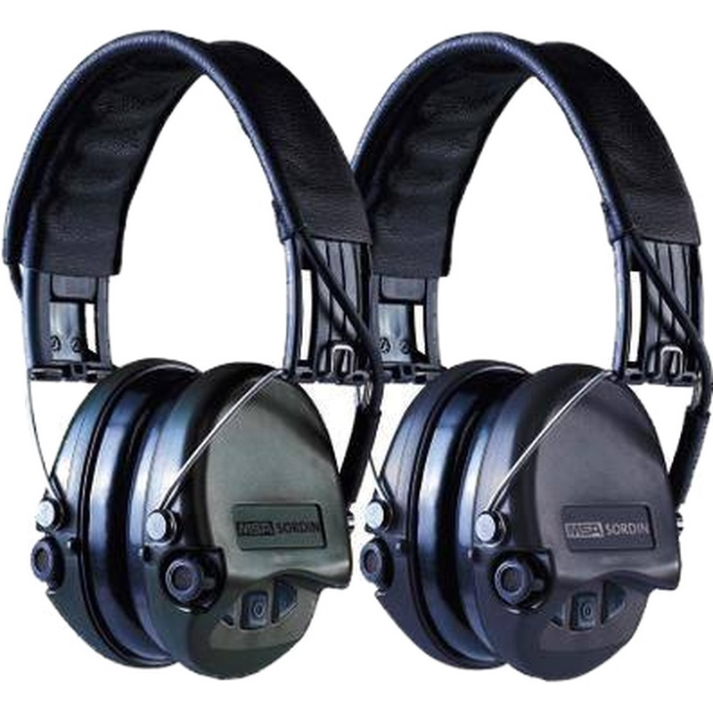 梅思安SOR75300超威基本型电子防噪音耳罩
