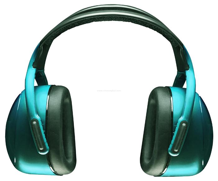 梅思安10087400左/右系列高衰减防噪音耳罩
