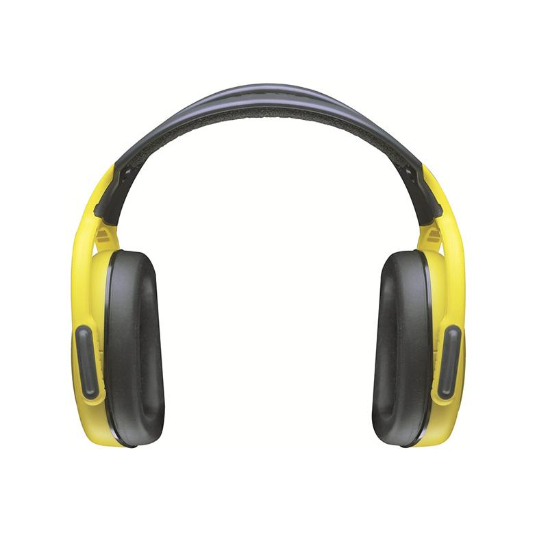 梅思安10087434左右系列低衰减头戴式防噪音耳罩