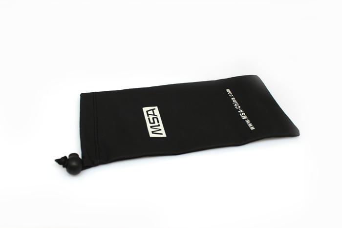 梅思安9813001防护眼镜防护袋