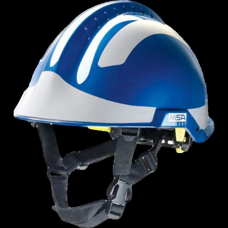 梅思安10164321蓝色F2 XTREM救援消防头盔