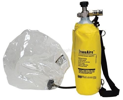 MSA梅思安10066740TransAire10逃生呼吸器