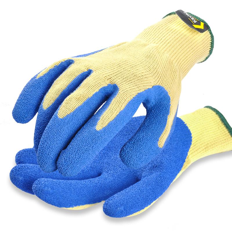 杜邦kk1062浸塑防割手套