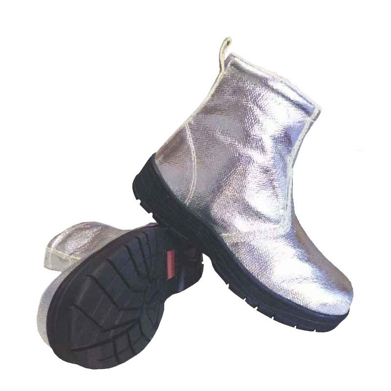雷克兰454镀铝隔热安全靴