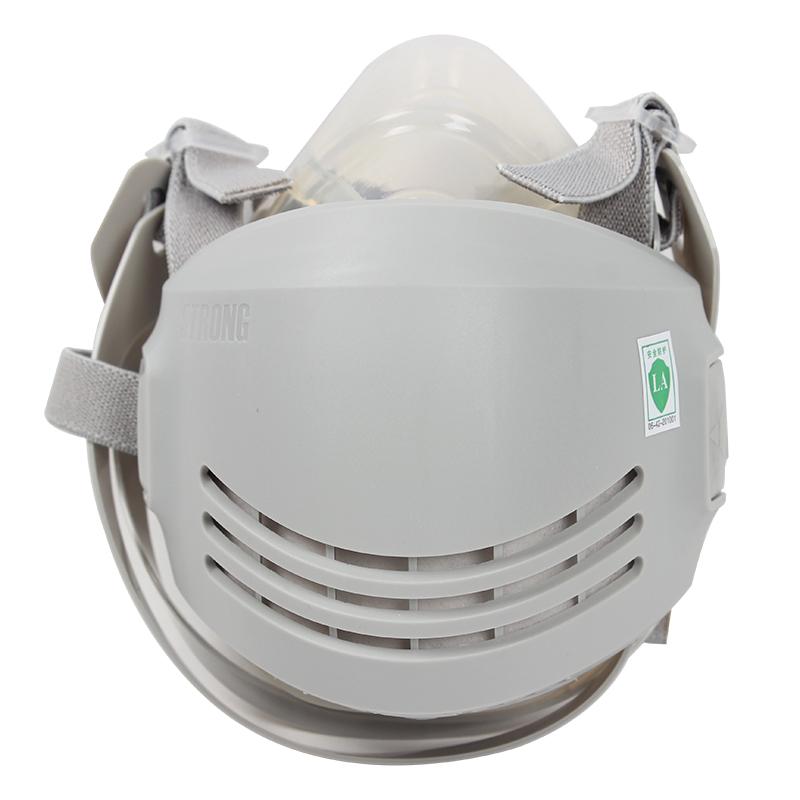 思创ST-AG-2硅胶半面罩防尘面具