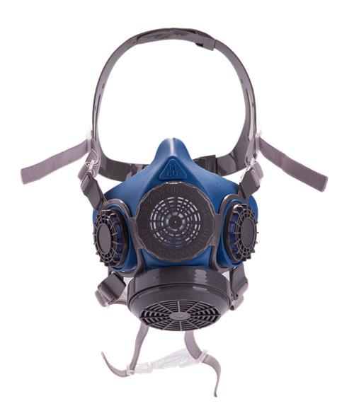 思创ST-M60G-2A硅胶半面罩单滤盒防尘面具
