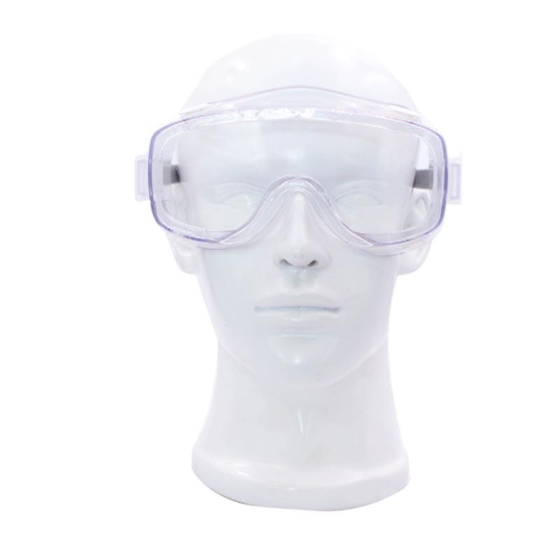 思创G11F630透明防冲击护目镜