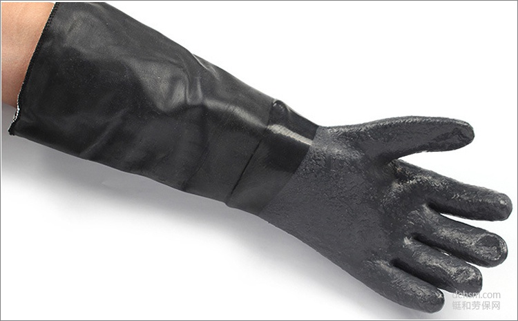 Ansell安思尔19-024耐高温手套图片-反面