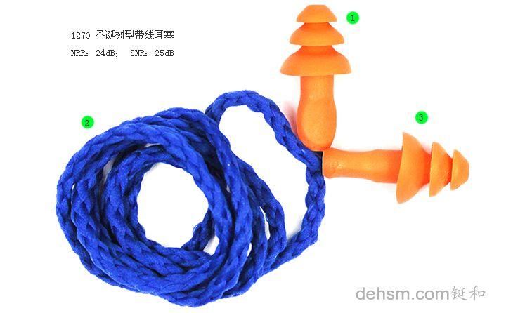 3M1270防噪音耳塞图片