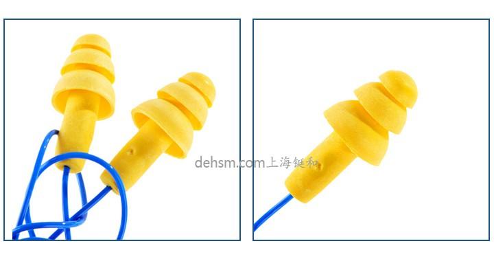 3M340-4004圣诞树型带线耳塞细节图