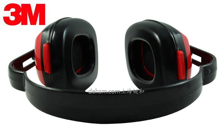 3M1426防噪音耳罩图片-反面