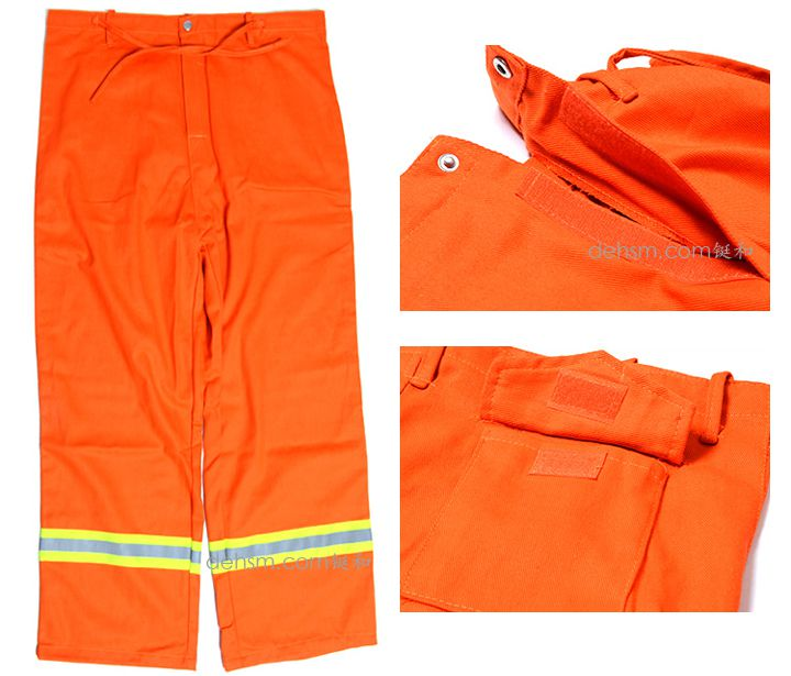 97消防服长裤细节图片2