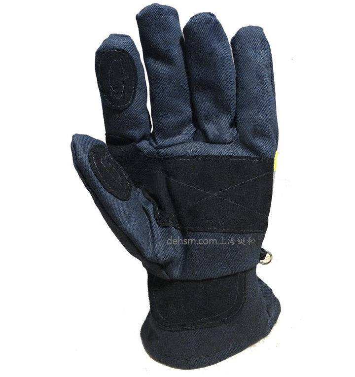 ·DH21502消防手套图片反面