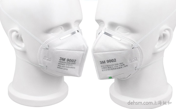 3m9002口罩佩戴方法