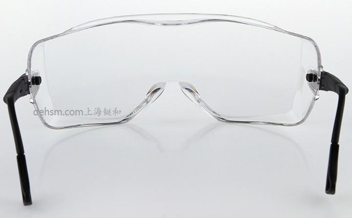 3M12308防护眼镜-背面