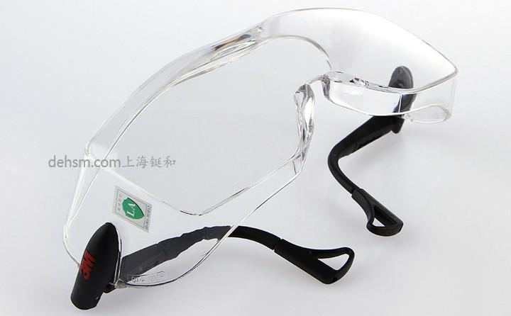 3M12308防护眼镜-展示图