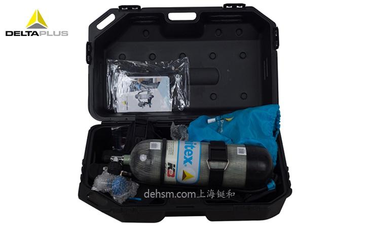 代尔塔106006正压式空气呼吸器包装图