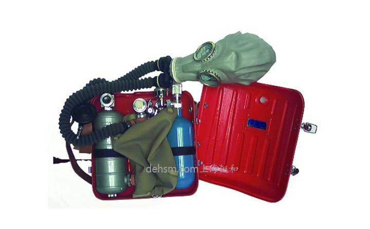 HYF2负压式氧气呼吸器AHG-2图片