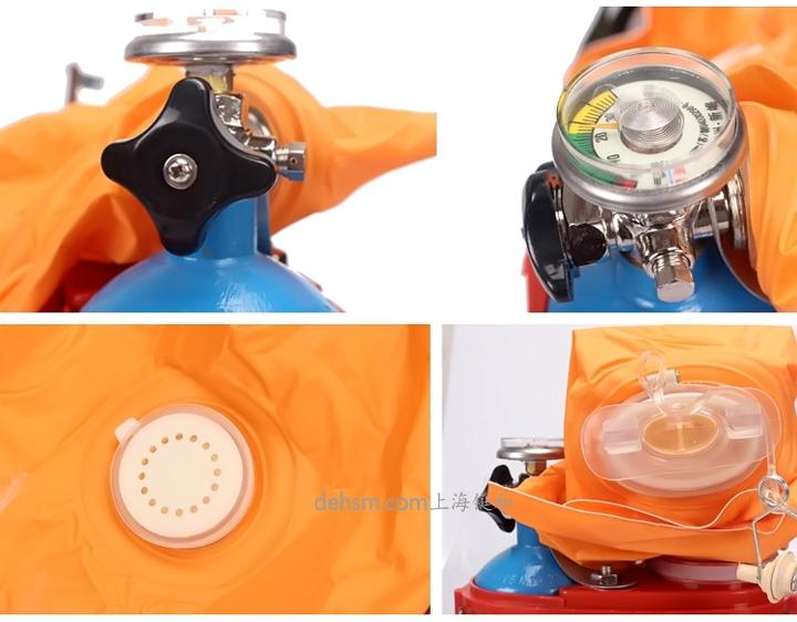 ZYX30隔绝式压缩氧自救器细节图片