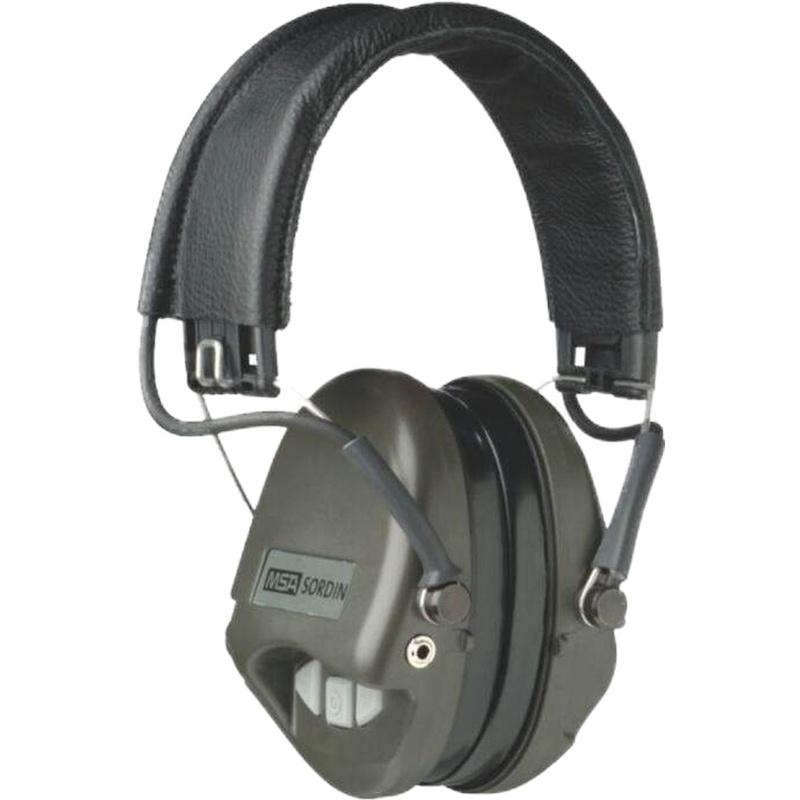 MSA梅思安SOR75301电子防噪音耳罩图2