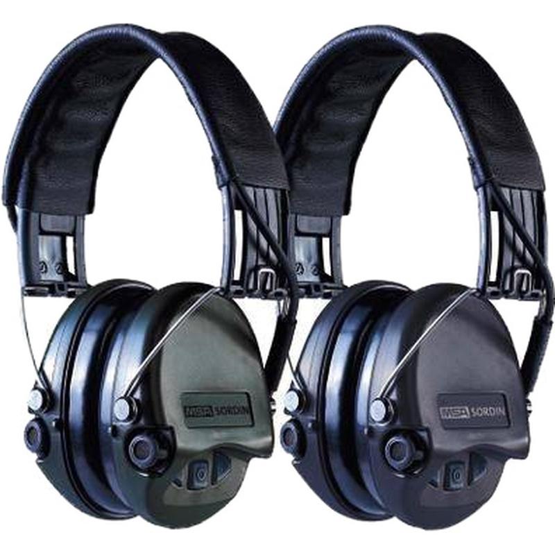 MSA梅思安SOR75301电子防噪音耳罩图3