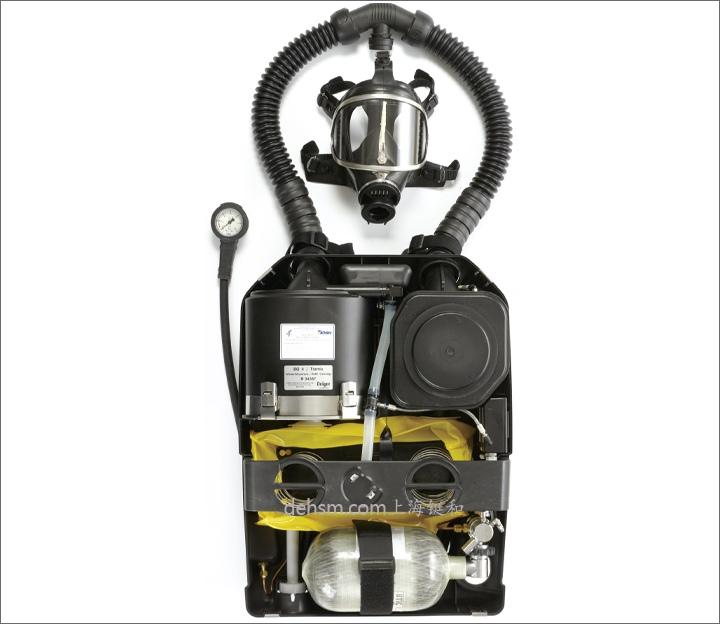 德尔格BG4 V氧气呼吸器实物图片