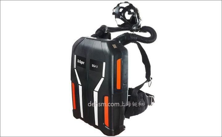 德尔格BG4 V氧气呼吸器图片-正面